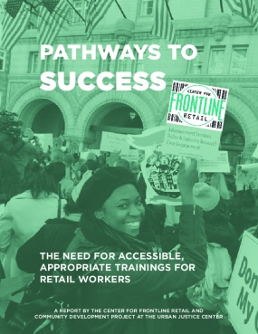 Pathways to Success: The Need for Accessible, Appropriate Trainings for Retail Workers