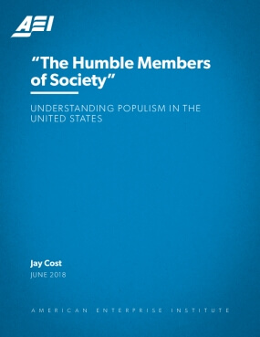 """The Humble Members of Society"""": Understanding Populism in the United States"""