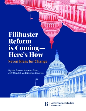 Filibuster Reform is Coming—Here's How: Seven ideas for change