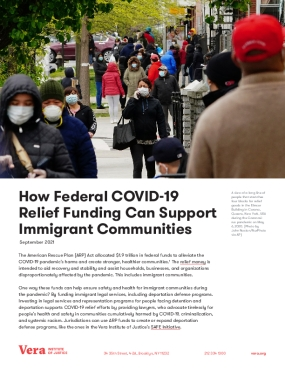 How Federal COVID-19 Relief Funding Can Support Immigrant Communities